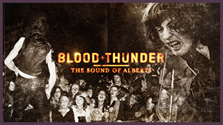 Blood + Thunder: The Sound of Alberts - MOTION GRAPHICS
